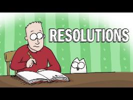 New Year Resolutions - Simon's Cat   GUIDE TO