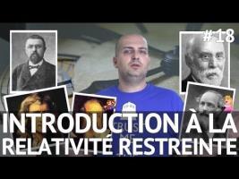 18 - Introduction à la relativité restreinte - e-penser