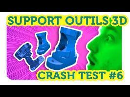 RANGEMENT D'OUTILS 3D ! Crash Test Ryobi