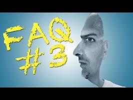 FAQ : 500k abonnés, 2 ans de la chaîne, projets à venir - 33 - e-penser