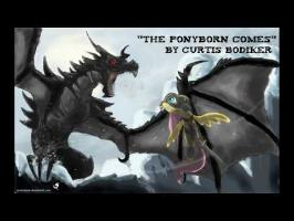 The Ponyborn Comes (Parody of The Dragonborn Comes from the Elder Scrolls V Skyrim)