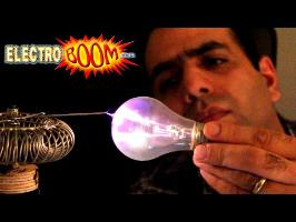 Music, Magic and Mayhem with Tesla Coil