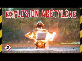 LAVE-VAISSELLE EXPLOSIF ! - Acétylène Power ep. 2