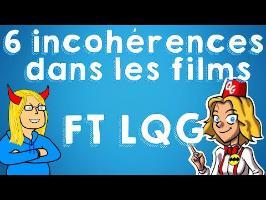 KRONOTOP 01 - 6 incohérences dans les films - feat Les Questions Geek
