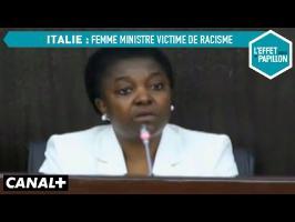 Italie : Cécile Kyenge, ministre, femme, noire, haïe de l'extrême droite - L'Effet Papillon