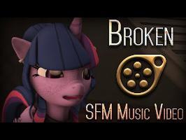 (SFM Ponies/TF2) Broken - SFM Music Video