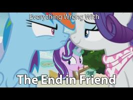 Everything Wrong With My Little Pony Season 8 The End In Friend