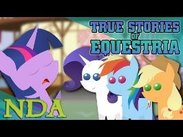 True Stories of Equestria - Preparations for the Ball (1/2)