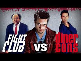 Fight Club VS Le Dîner de cons (Tyler Durden est un con!) - WTM