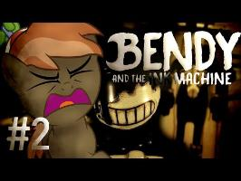 Button Mash Plays| Bendy and the Ink Machine Chapter 2