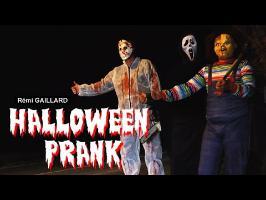Halloween Prank (Rémi Gaillard