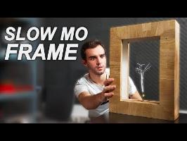 L'OBJET QUI RALENTIT LE TEMPS ! (slow mo frame)