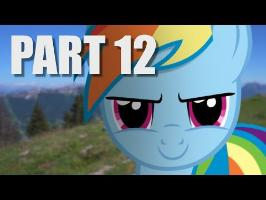 Rainbow Dash's Precious Book - Part 12 (MLP in real life)