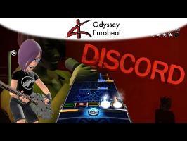 [Ashie] Rock Band 3 ~ Discord - Odyssey Eurobeat ~ Expert Guitar FC