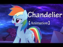 [Animation PMV] Rainbow Chandelier