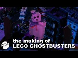 LEGO GHOSTBUSTERS BEHIND THE SCENES