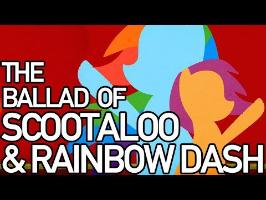 The Ballad of Scootaloo & Rainbow Dash -- Jeff Burgess
