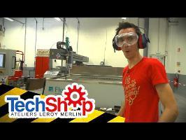Un atelier IMMENSE pour tous ! - TechShop