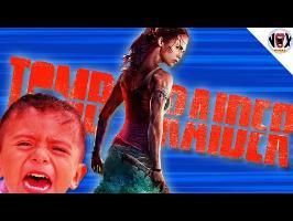 La nouvelle Lara Croft - FERMEZ LA ! (mini)