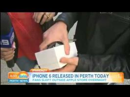 iPhone 6 Unboxing FAIL