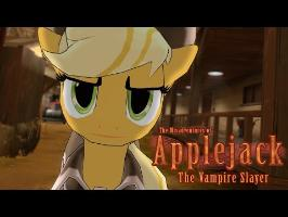 The Misadventures of Applejack the Vampire Slayer - Teaser