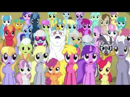 Compilation of all Derpy MLP: FIM Moments