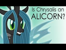 Is Chrysalis an Alicorn?