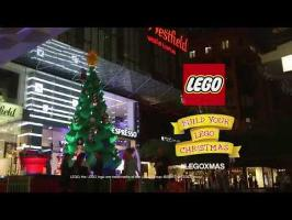 LEGO® Time-Lapse: Build Your LEGO® Christmas!