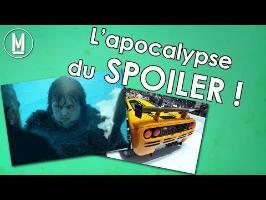 L'apocalypse du SPOILER ! Des révélations inattendues ! - CAMU #22 - Code MU