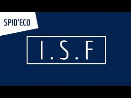 L' ISF [SPID'ECO]
