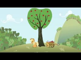 My Little Apple | PMV Collab - English subtitle