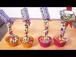 Recette de gateau : Le NoGravity Cupcakes
