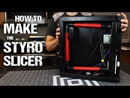 How To Make The Styro-Slicer