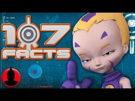 107 Code Lyoko Facts You Should Know! (Tooned Up #289) Cartoon Facts! | ChannelFrederator