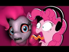 Pinkie Pie plays Five Nights at Pinkie's ???? | ME SCARING ME!?!?