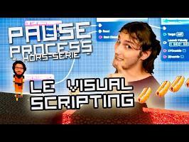 PAUSE PROCESS#15 Le Visual Scripting