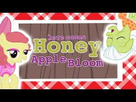 Here Comes Honey Apple Bloom [Animation]