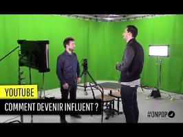 Comment devenir un Youtubeur influent ?