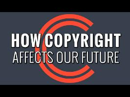 How copyright affects our future (TEDx re-cut)
