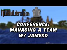Conference: Managing a Team [MCBCon]