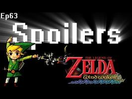 Spoilers - Zelda Wind Waker