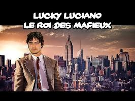 Lucky Luciano, le roi des mafieux