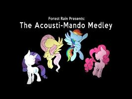 The Acousti-Mando Medley (Cover by Forest Rain)