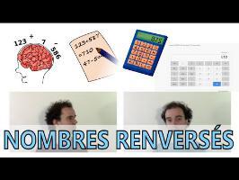 Curiosités mathématiques #2 - Nombres renversés- Micmaths