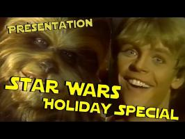 LE FILM STAR WARS INTERDIT ! (PVR - The Star Wars Holiday Special)
