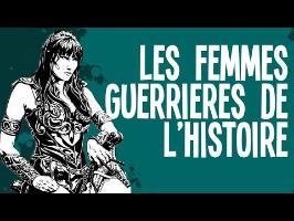 Femmes guerrières au combat - Questions Histoire adulte #3