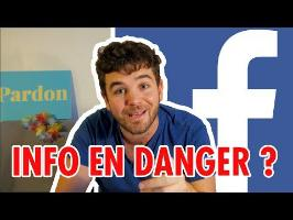 FACEBOOK MENACE L'INFO ? UN TEST INQUIÉTANT