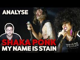 The story of MY NAME IS STAIN // SHAKA PONK - UCLA