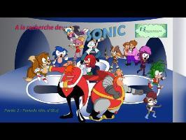 #62 - A la recherche de Sonic partie 2 - Ces dessins animés-là qui méritent qu'on s'en souvienn