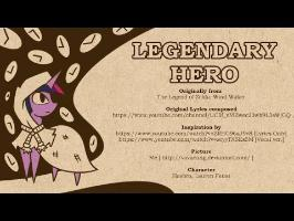 [PMV] Legendary Hero : Clover The Clever Another Story